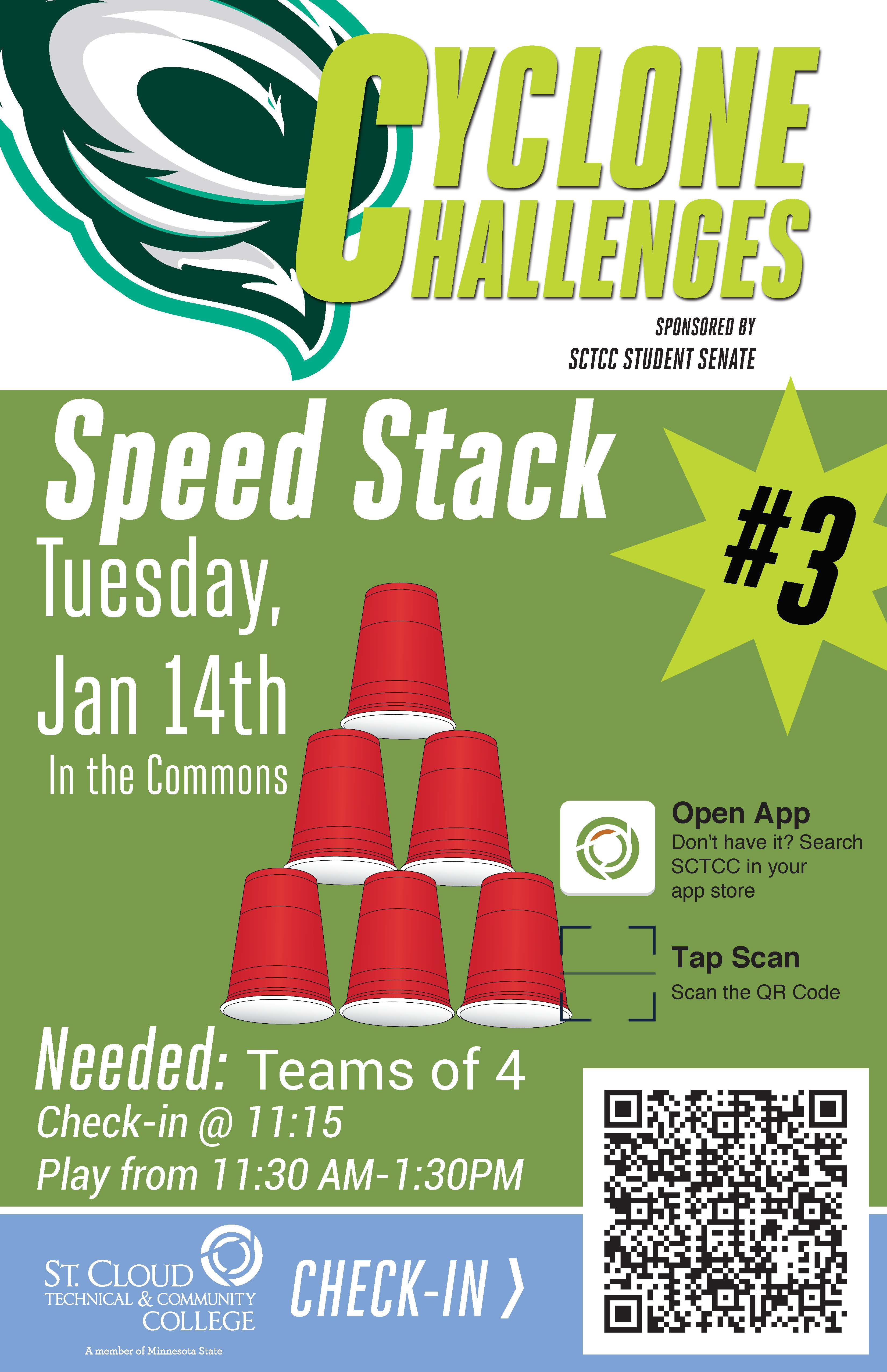 Speed Stack