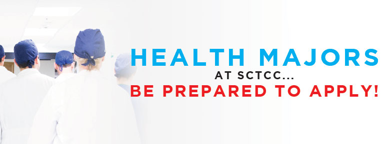 Health Majors header with doctor image