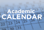 Link to current year's academic calendar