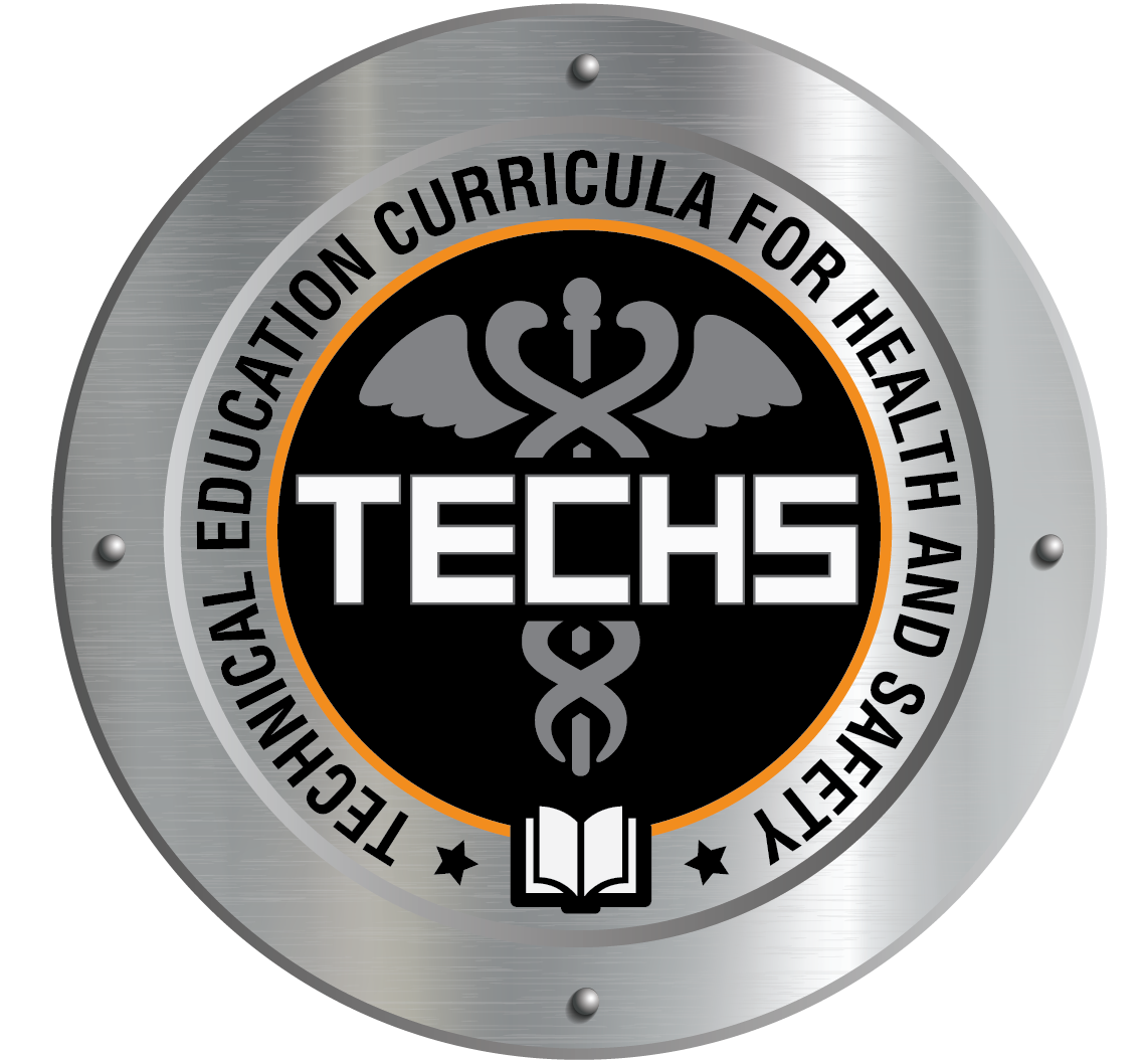 Technology Curricula For Health and Safety Logo