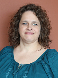 Julie Lundblad, English Instructor