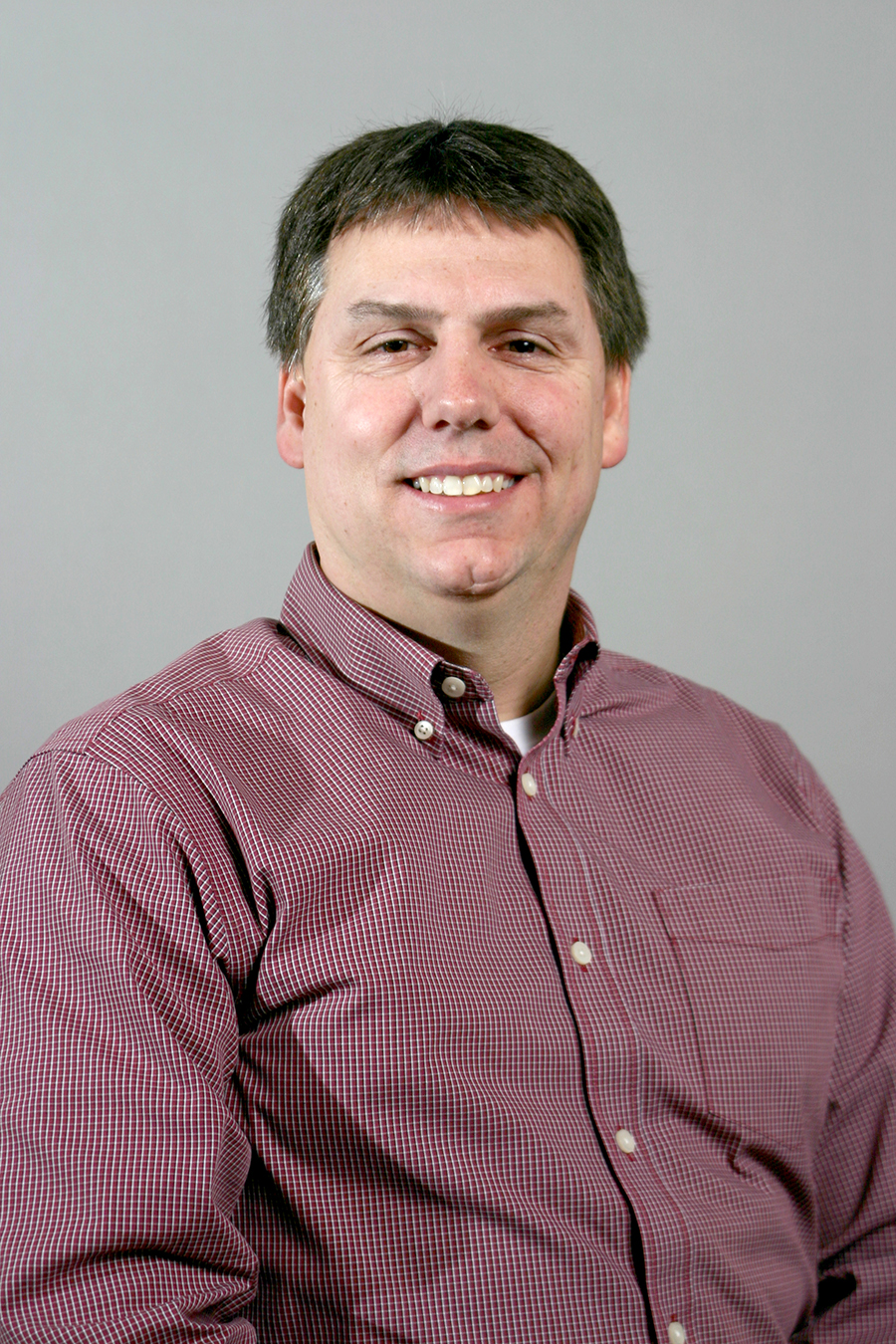 Sean Clark, Civil/Highway Technician Instructor