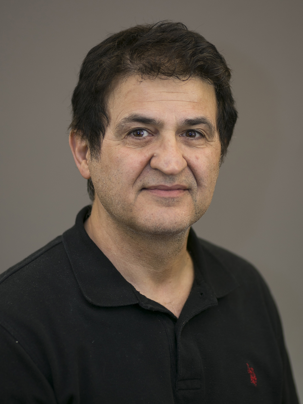 Soheyl Missaghi, English Instructor