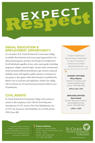education equal opportunity
