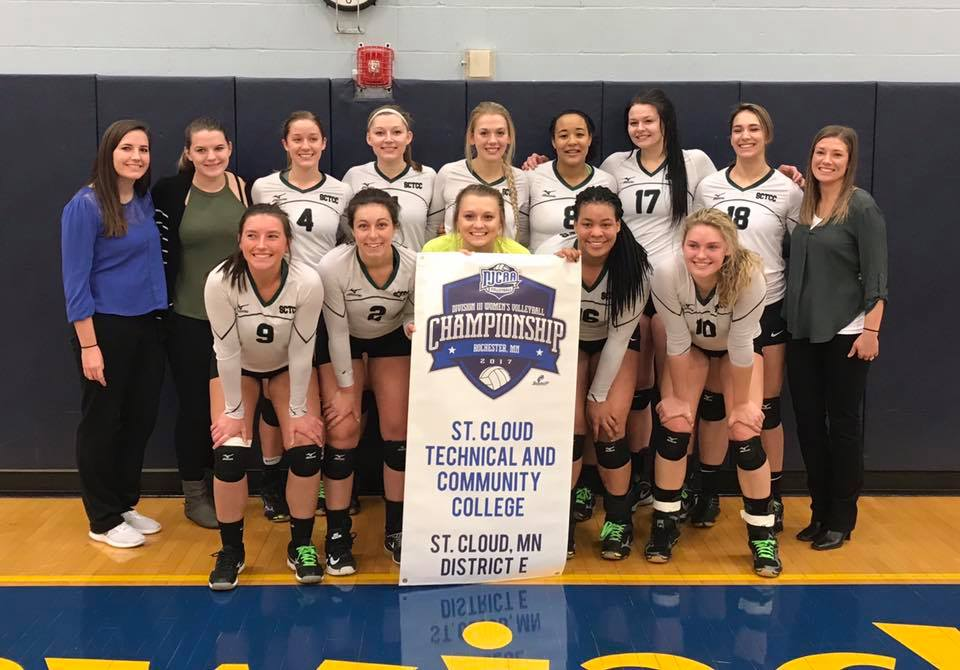 Volleyball Cyclones place fifth