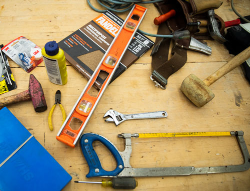 Tools for Carpentry