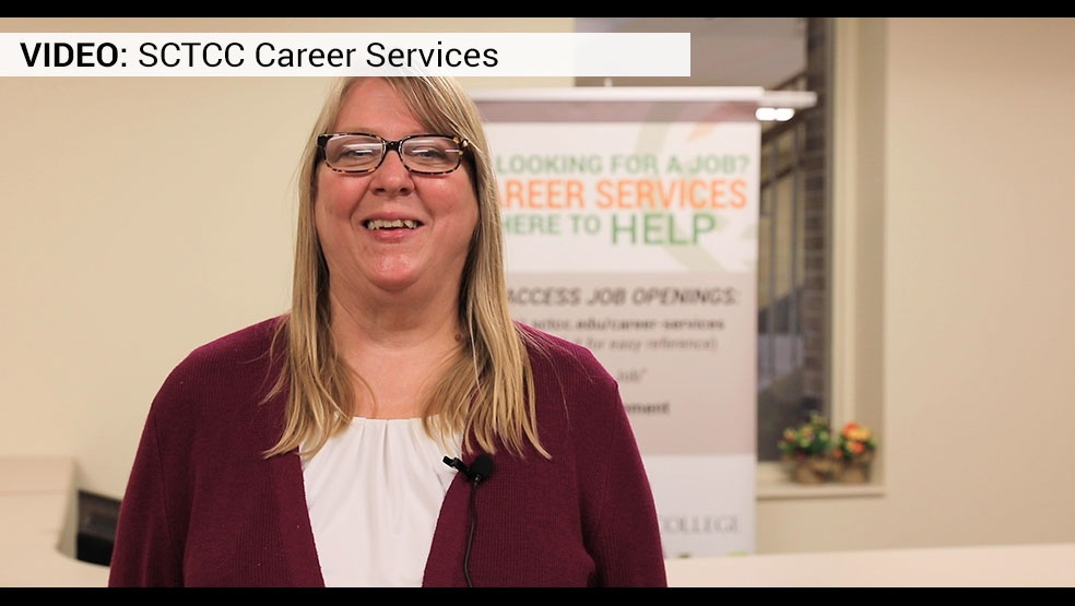 Lisa Mohr Career Services Video