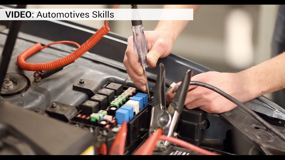 Video: Automotives Skills