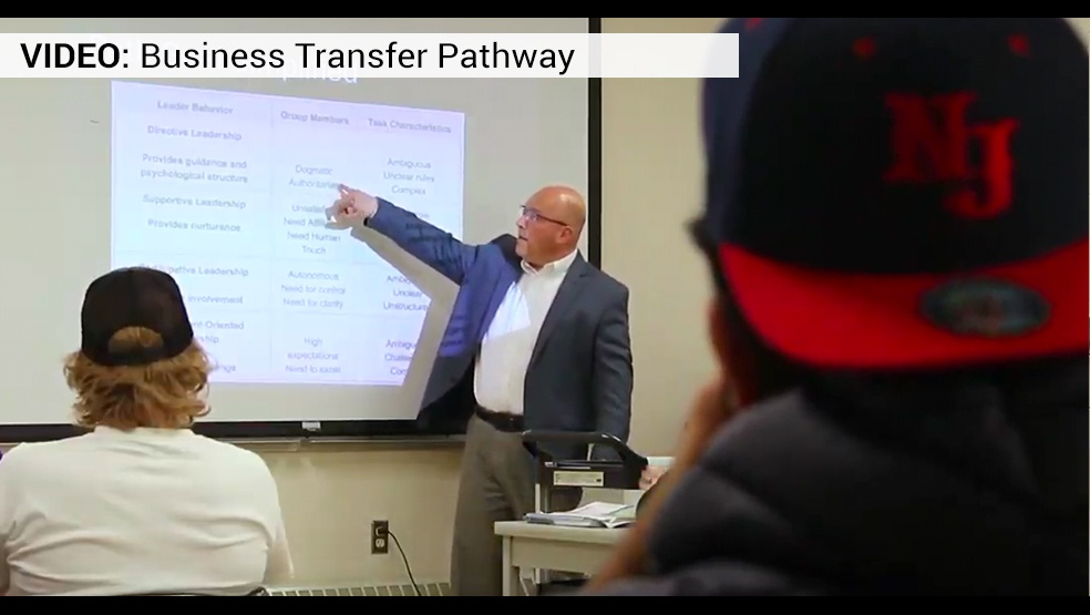 Business Transfer Pathway Vid