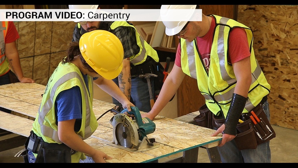 Carpentry Video Frame