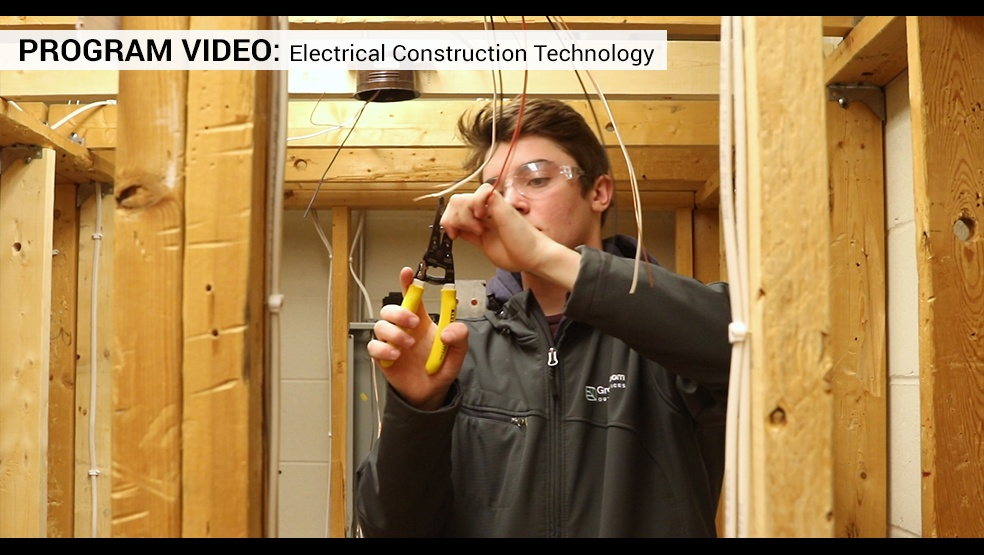 Electrical Construction Technology video frame