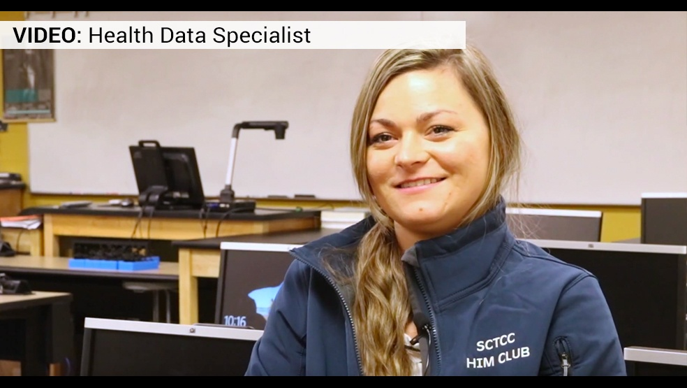 Health Data Specialist video