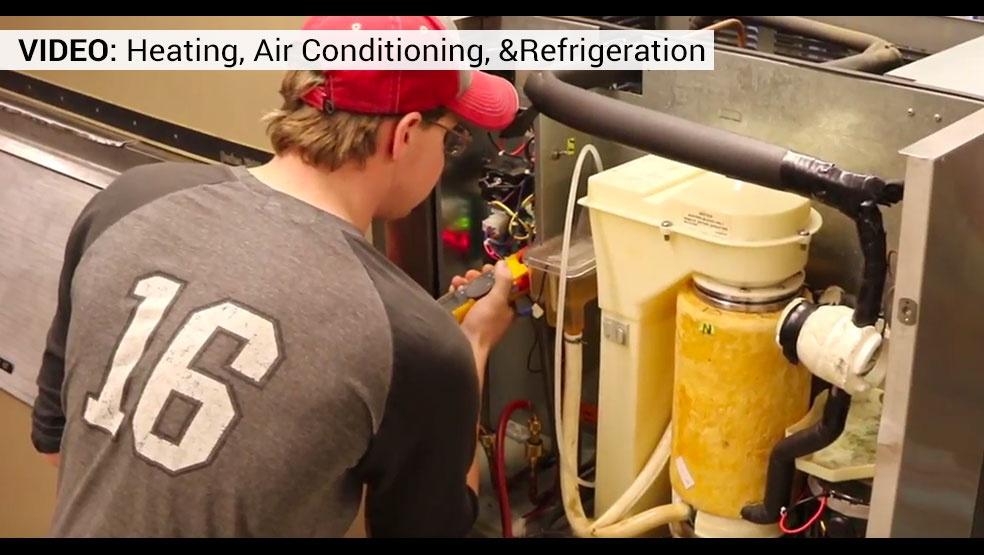 Hvac Technician Training Classes Schools Programs St Cloud Mn