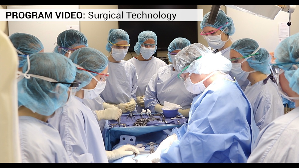 Surgical Technologist Schools Programs Training Degrees Mn