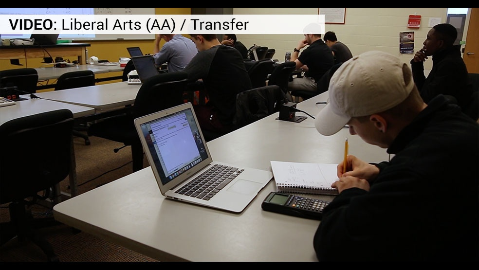 Liberal Arts AA Transfer at SCTCC