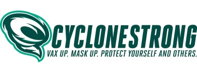 Cyclone logo with CycloneStrong text