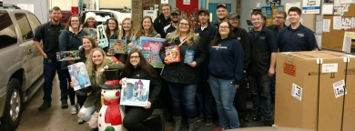 Dental Hygiene Toys for Tots