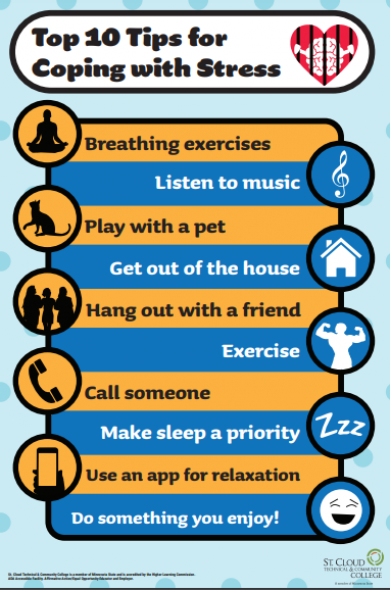 Top 10 Tips for Coping with Stress