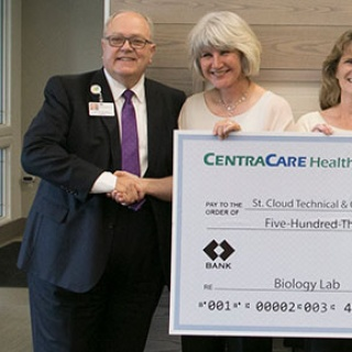 Centracare Donation