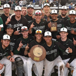 NJCAA Champs Cyclones 2018 Baseball