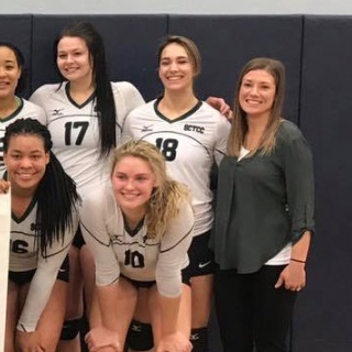 Volleyball places 5th in NJCAA tournament