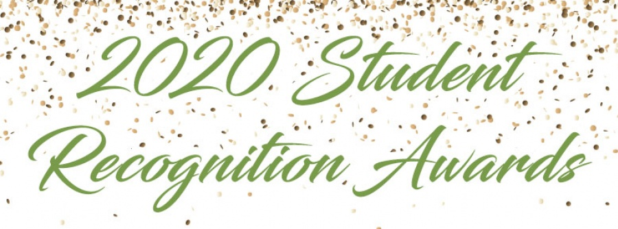 2020 student recognition