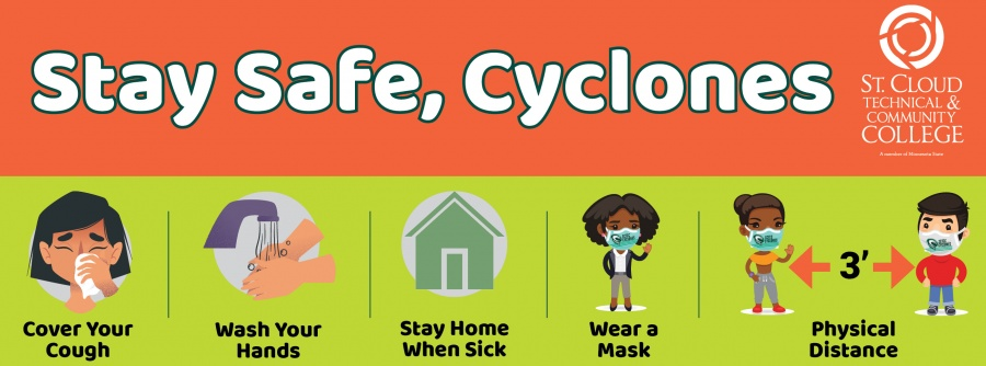 Stay Safe, Cyclones