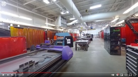 Large welding machines and welding booths